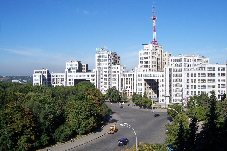 Ukraine Charkow